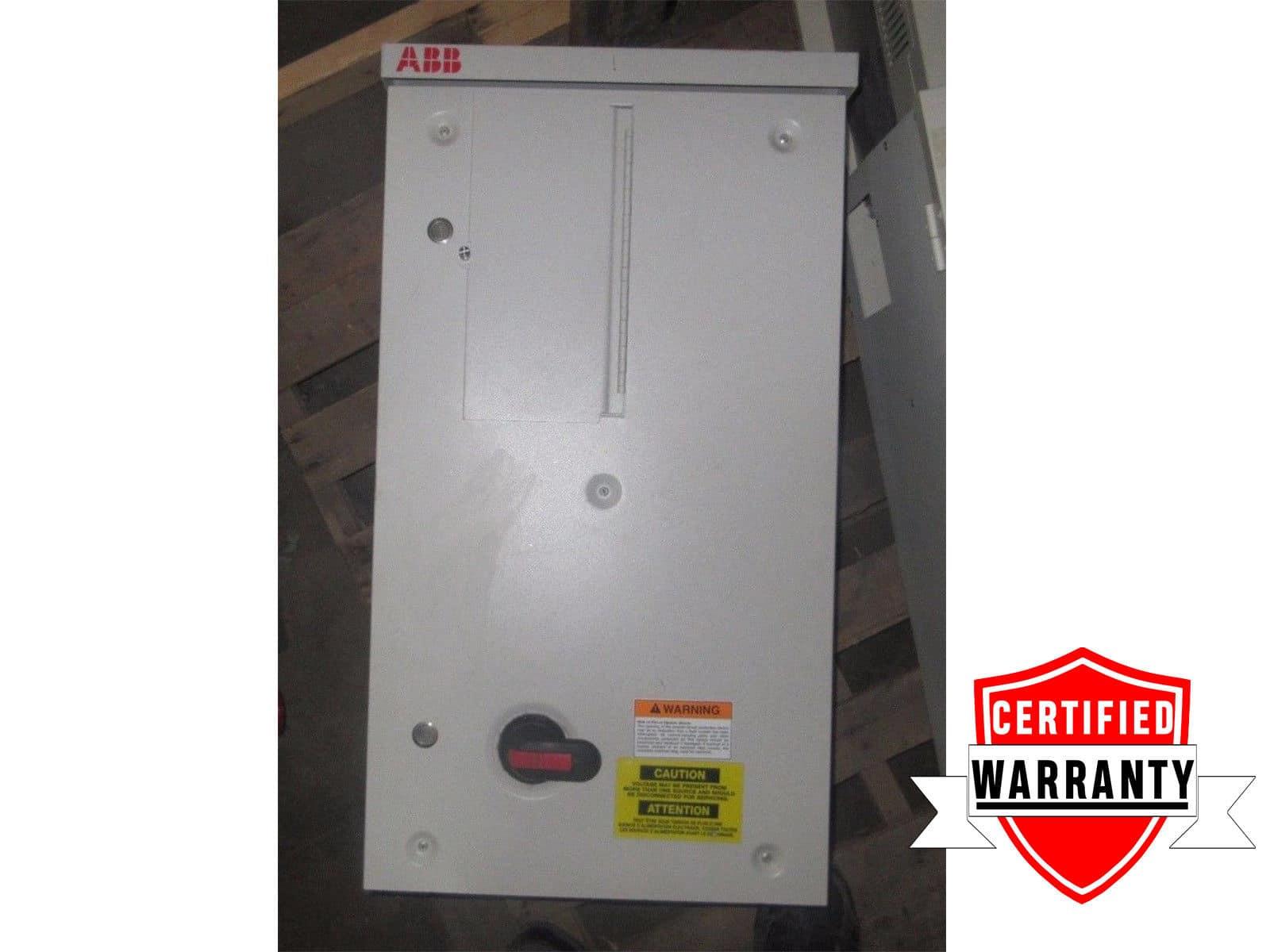 ABB ACH550-UH-023A-4+B055 HVAC Variable Frequency Drive 15HP NEMA 12 ø3 480VAC