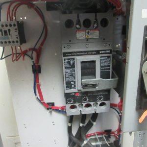 Motor control sections MCC